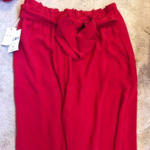 Long woven Pants